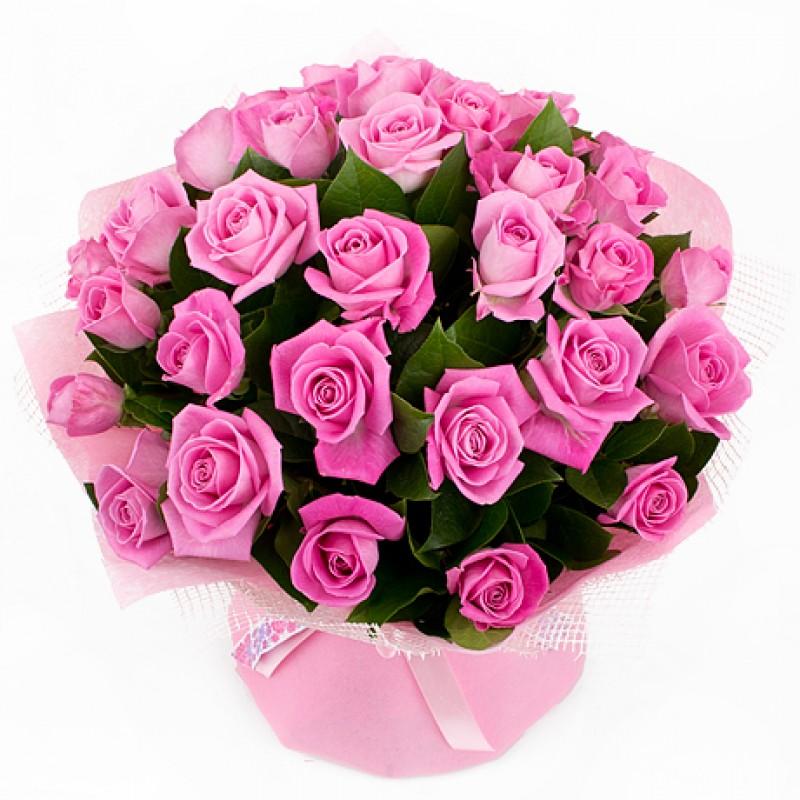 Фото 25 розовых роз