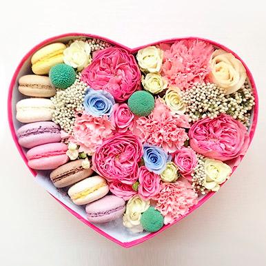 Розовое, сладкое, нежное...