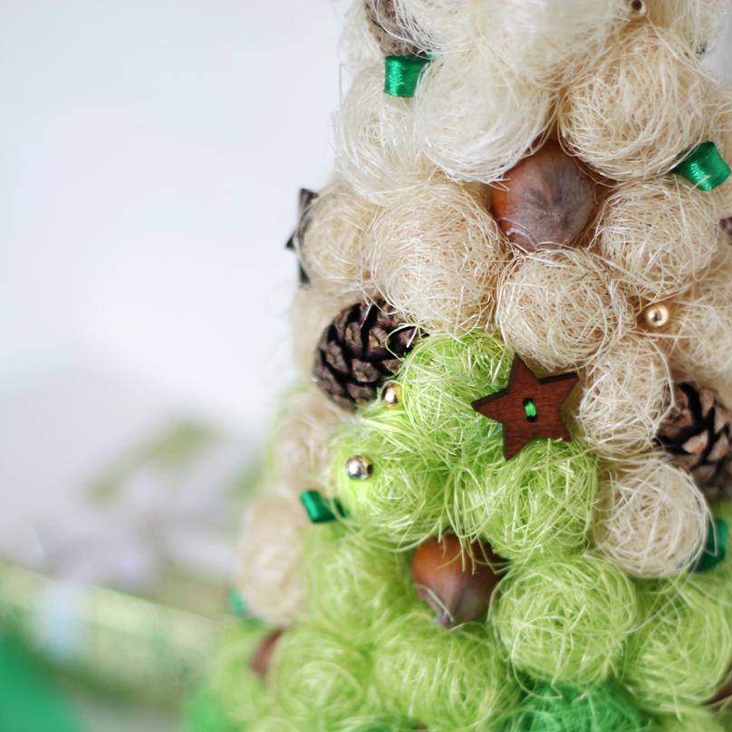 Фото Новогодняя елка Звездная